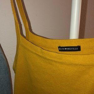 Brandy Melville knit tank